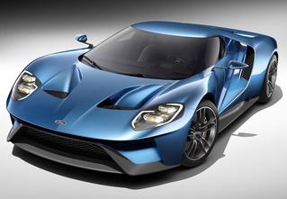 Этюд в синих тонах. Краткая история противостояния Ford и Ferrari