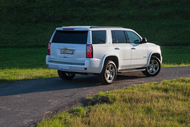 Фото №9 - Chevrolet Tahoe обновился, а ты с ним еще толком не знаком. Исправим!