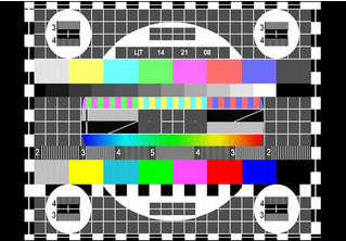 31 настроечная таблица ТВ всех времен и народов