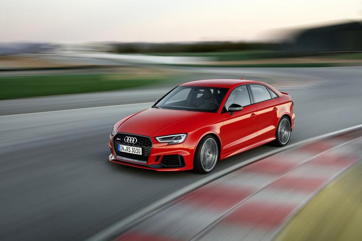 Фото №5 - Audi RS3 задирает планку
