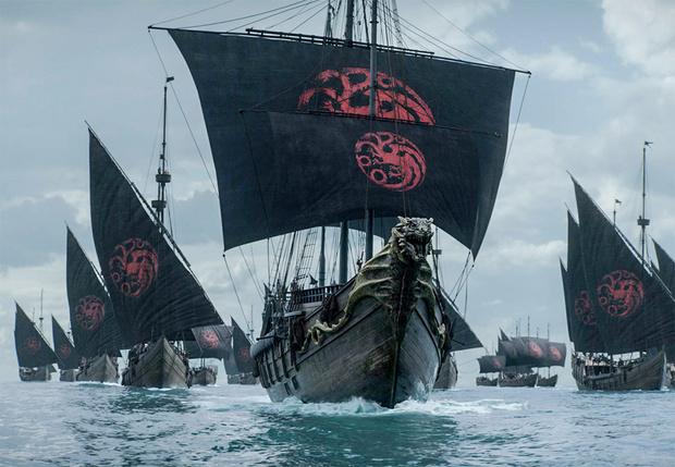 Фото №6 - HBO показал кадры из 4 серии финала «Игры престолов»