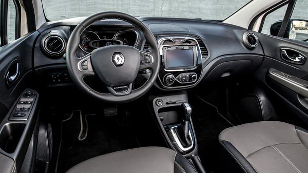 Фото №4 - Renault Kaptur получил версию Extreme. Нет-нет, это безопасно