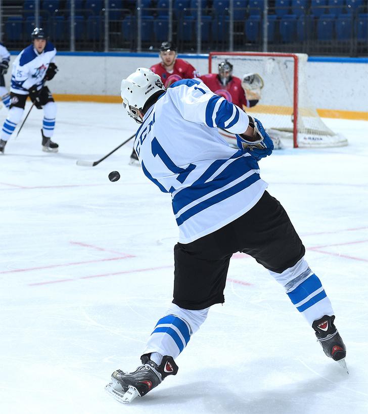 Хоккейный турнир на кубок MAXIM: как это было