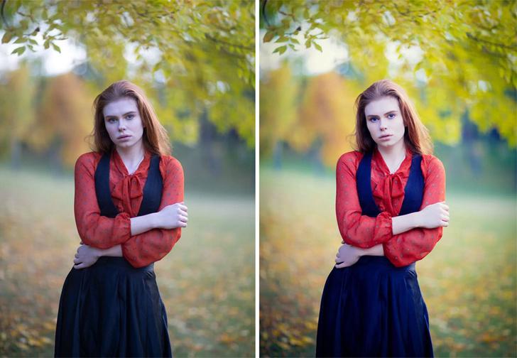Фото №6 - Фотограф эксперимента ради показала, что такое обработка снимка за 25 центов, 5 долларов и 10 долларов