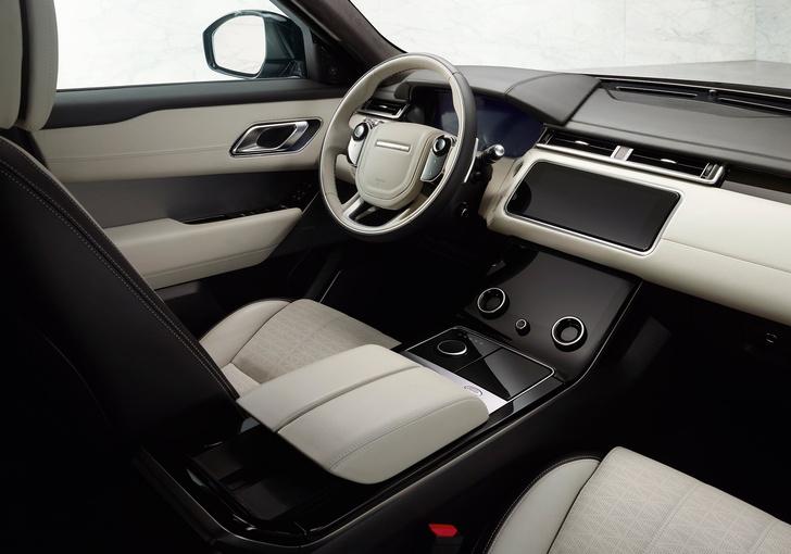 Фото №6 - Все без ума от Range Rover Velar