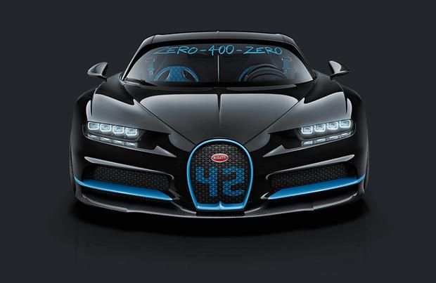 Фото №1 - Bugatti Chiron установил невероятный рекорд