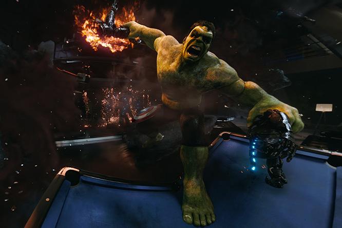 Фото №1 - «Битва за башню Мстителей»: 360° эпичности