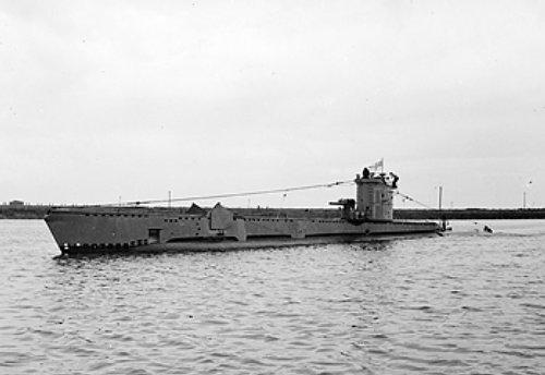 HMS Venturer, 18 августа 1943 г.