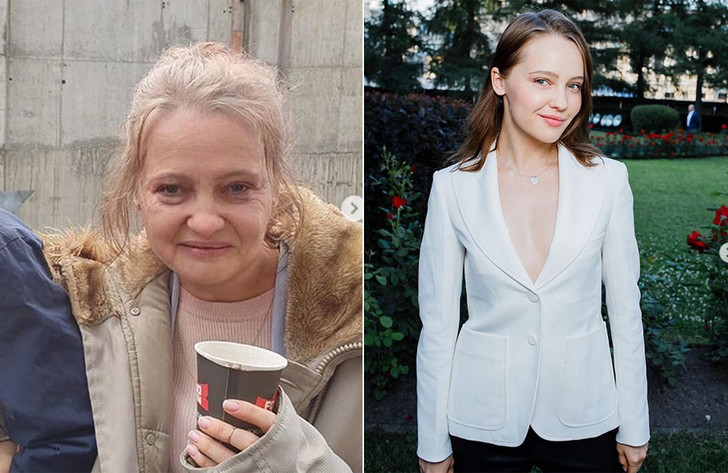 Фото №7 - Самые красивые российские звезды-участницы флешмоба FaceApp, выложили «состаренные» фото