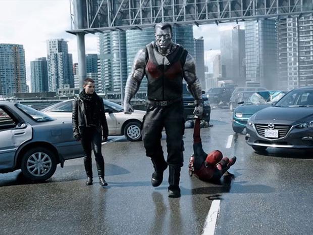 Фото №27 - Бремя спецэффектов: как на самом деле выглядят сцены из голливудских блокбастеров 2016-го