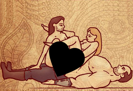 Камасутра «Игры престолов»!