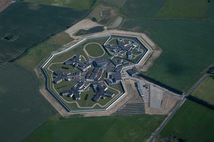 Фото №2 - Сторстрём— одна из самых комфортных тюрем мира