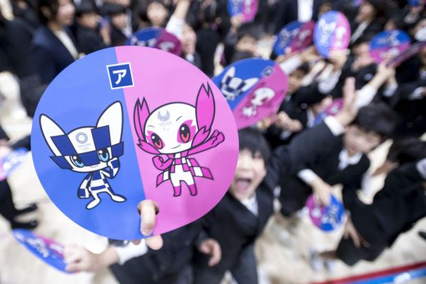 Фото №3 - Посмотри, как выглядят талисманы Олимпийских игр — 2020!