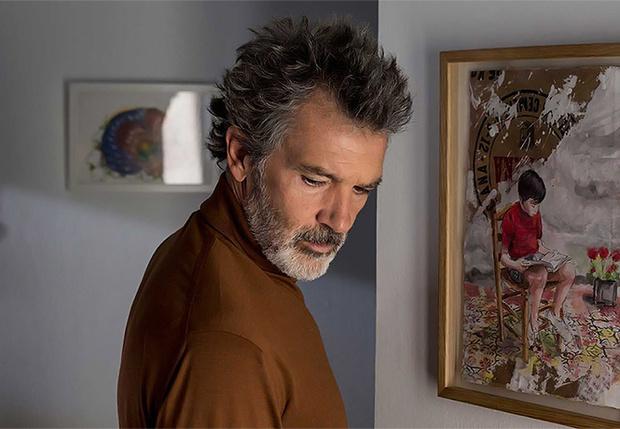 Фото №1 - MAXIM увидел новый фильм Альмодовара и хочет поделиться «Болью и славой»