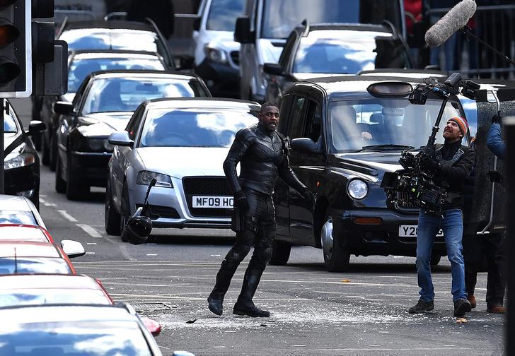 Фото №3 - В Глазго сотни водителей получили штрафы из-за фильма с Джейсоном Стейтемом