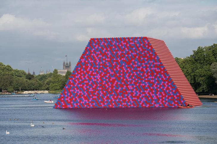 Фото №1 - Самая большая в мире скульптура (ВИДЕО)