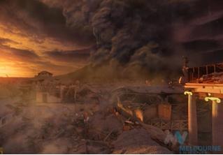 Вот как на самом деле выглядел последний день Помпеи! Драматичное ВИДЕО