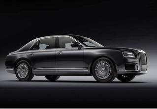 Лимузинище: Россия снова выпускает собственный представительский автомобиль