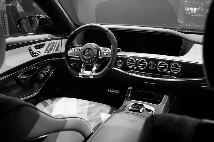 Фото №6 - Равнение на Mercedes