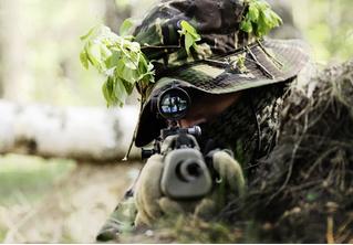Профессиональный снайпер отвечает на глупые вопросы