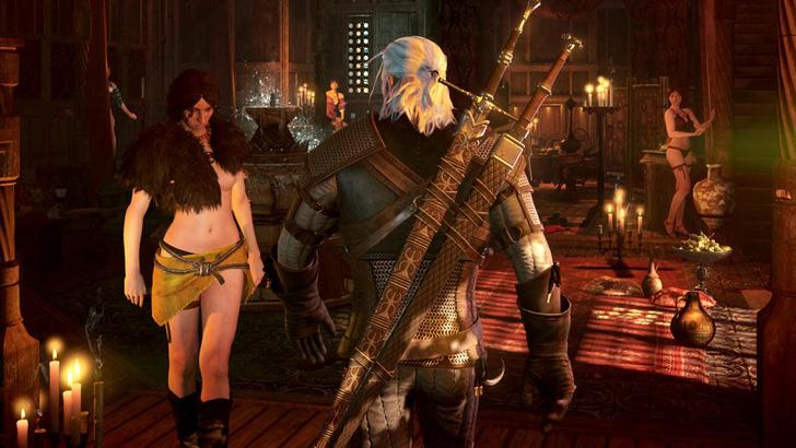 Фото №2 - 20 фактов о грядущей игре The Witcher 3: Wild Hunt
