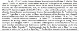 Трамп: «Мне конец!» — избранная цитата из доклада спецпрокурора о связях американского президента с Россией