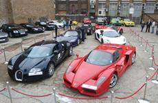 Автопарковка Forza Motorsport 4