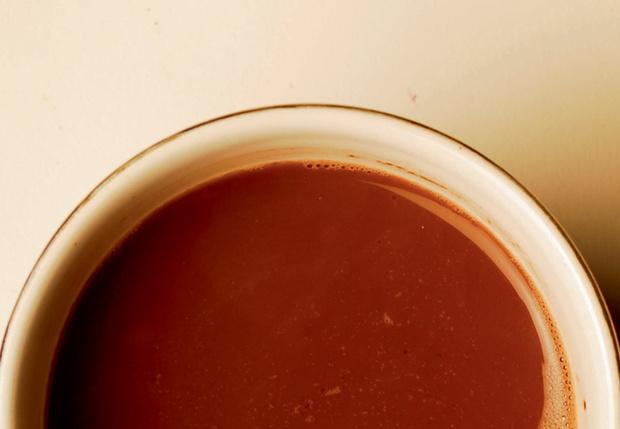 Фото №1 - Как приготовить настоящий горячий шоколад