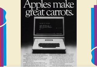 Дизайнер собрал и выложил в открытый доступ гигантский архив рекламы Apple