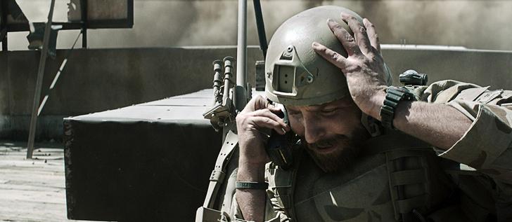 Фото №4 - 5 уроков мужества из фильма «Снайпер»