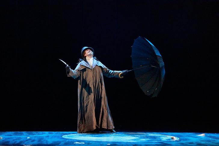 Фото №2 - Сумасшествие Поприщева на сцене Московского Губернского театра
