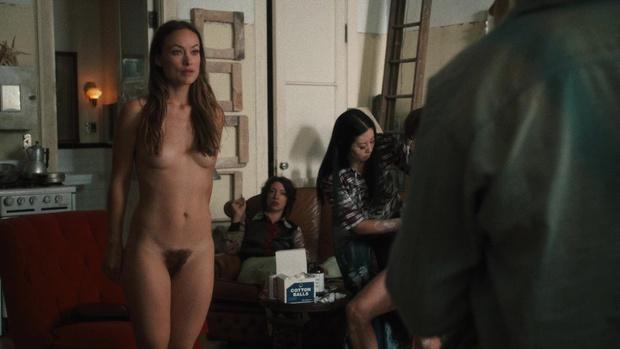 Фото №14 - Скромная Оливия Уайлд полностью обнажилась в сериале «Винил»