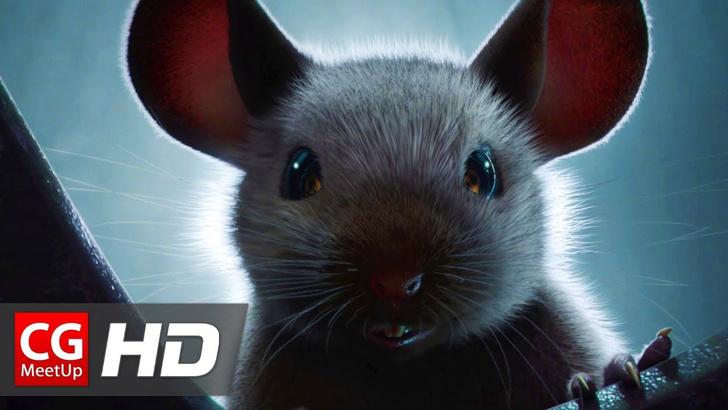 Фото №1 - Студия сделала ремейк «Властелина колец», но с мышами в главных ролях (видео)