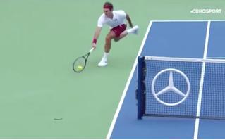 Как Роджер Федерер взломал теннис (но остался в рамках правил, видео)