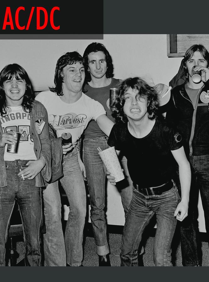 Фото №3 - Когда знаменитые группы были молодыми и смешными: 23 желторотые фотографии