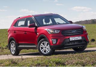Появился Hyundai Creta 2018 модельного года