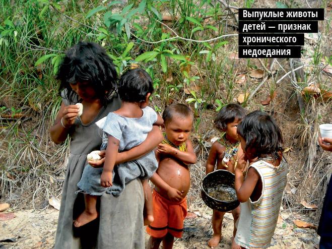 Фото №8 - Люди без завтра. Рецепты счастья от индейцев пираха