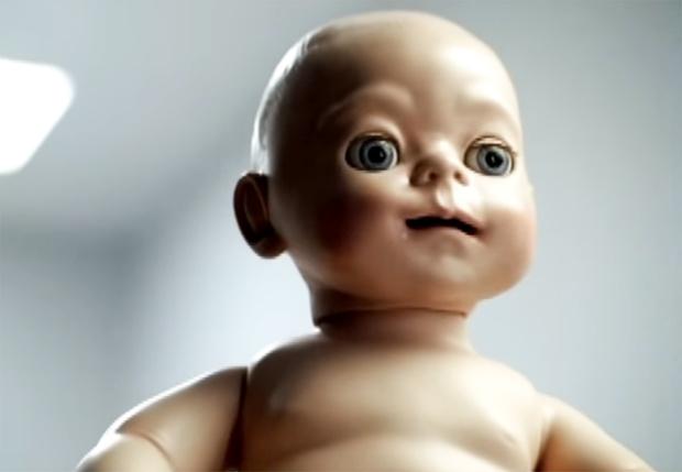 Фото №1 - 7 рекламных роликов в жанре хоррор