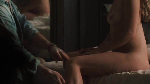 Фото №35 - Скромная Оливия Уайлд полностью обнажилась в сериале «Винил»