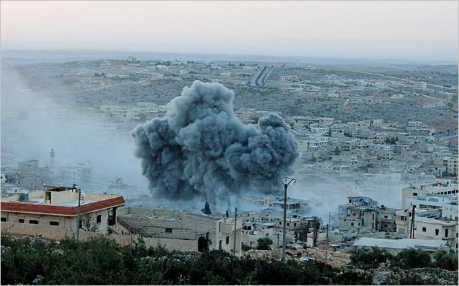 Военныe действия в Сирии