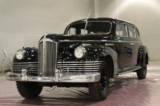 Фото №8 - 5 самых роскошных советских автомобилей
