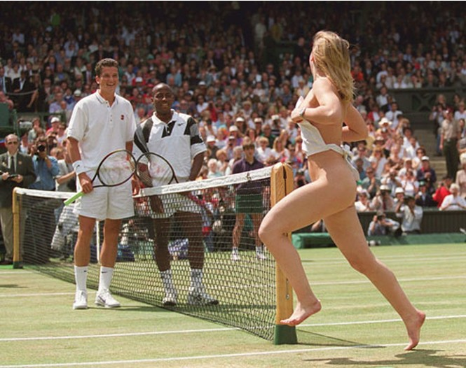 Смешные моменты в теннисе
