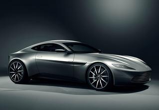 Новая подружка Джеймса Бонда — cуперкар Aston Martin DB10