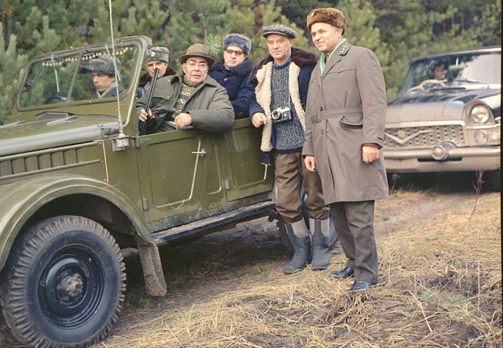 Фото №1 - 51 год покушению на Брежнева