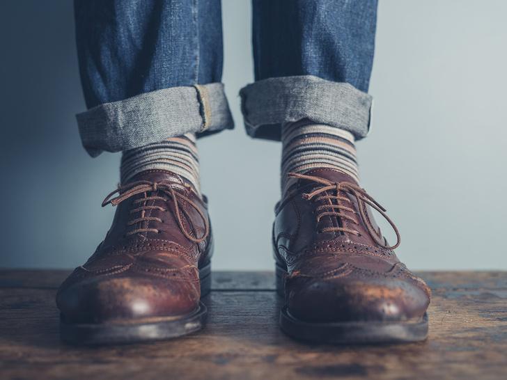 Фото №1 - 100 самых честных правил мужского гардероба! Часть 4: обувь
