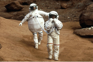 Идея! Стань звездой полета на Марс