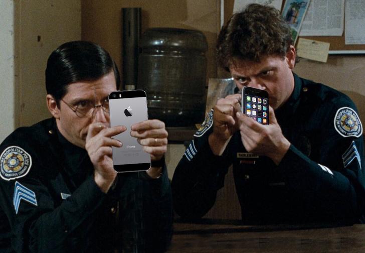 Фото №1 - Появилось приложение для iPhone на случай, если тебя задержит полиция
