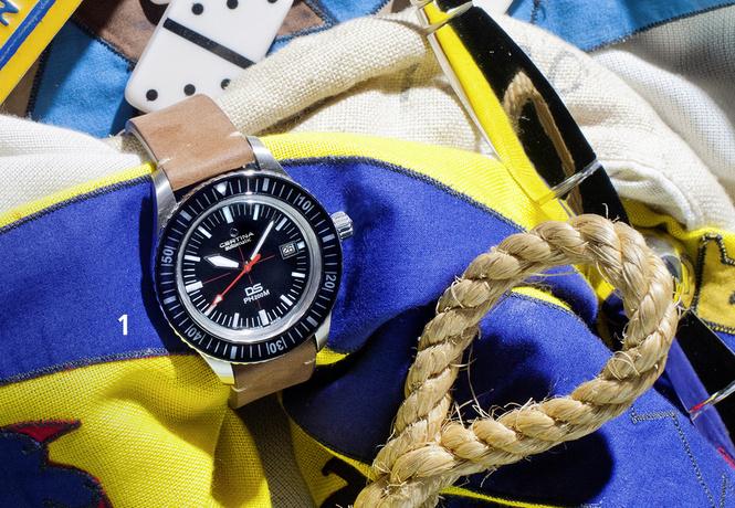Вперед в прошлое: 4 новые модели наручных часов в старом стиле