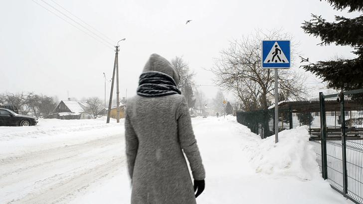 Фото №8 - Лайфхак-гид по зимней езде