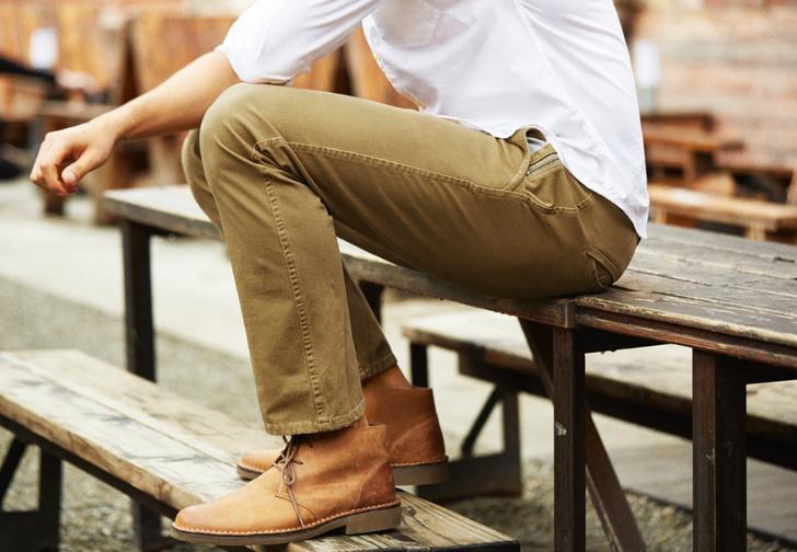 Американский бренд мужской одежды Dockers представляет новую коллекцию сезона осень-зима 2017, на создание которой дизайнеров вдохновила родная для марки Калифорния.